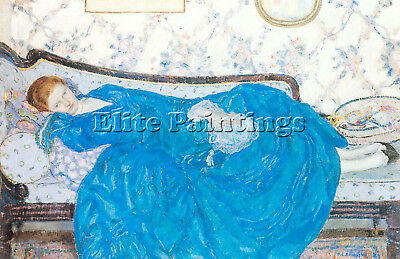 Frieseke29 Artist Painting Reproduction Handmade Oil Canvas Repro Wall Art Deco