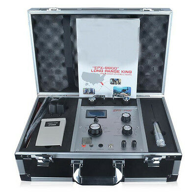 EPX9900 Long Range Underground Metal Detector for Gold Silver Copper Jewelry