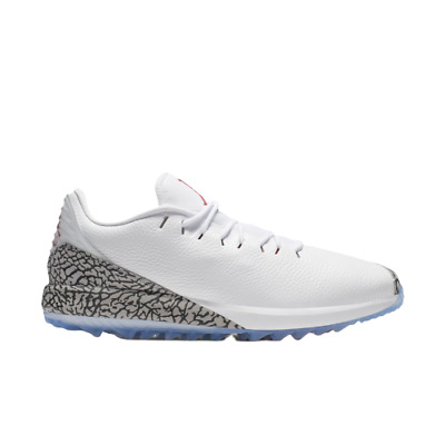 ade4dcc46a9c3 New Nike Men s FI Impact 3 Golf Shoes Sneakers - Thunder Gray White(AH6960