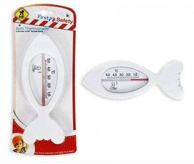 Fish Bath Safety Thermometer Baby Toddler Temperature monitor Safe Indicates Hot
