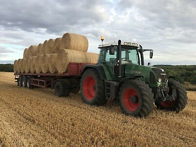 Tractor Hire With Operator - Nottinghamshire/leicestershire Area. Fendt- Tractor