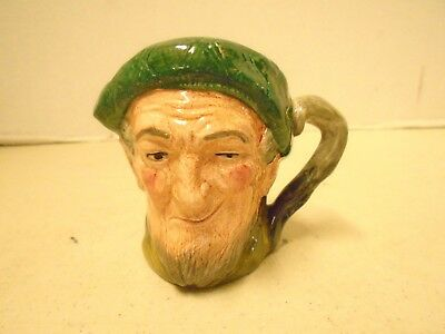 Royal Doulton Toby Jug Auld Mac Made in England D 58248/997 Limited Signed
