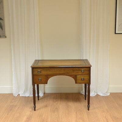Fine Quality Victorian Mahogany Antique Writing Table