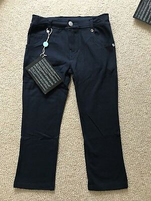 Girls Everlast Navy Trousers Aged 4 Brand New With Tags