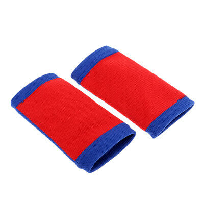 1 pair Wrist Band Wristbands Guard Protector Wrap Sweat Bands for Women Men