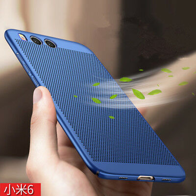 Hybrid Breathable Antihot Shockproof Cover Case For Xiaomi 5X/A1 Mi6 Redmi 5 4X