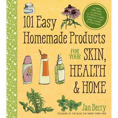 Page Street Publishing-101 Easy Homemade Products For Your Skin
