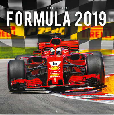 "Formula 1 Calendar 2019, F1,  With ""free"" Uk Tracked Delivery"