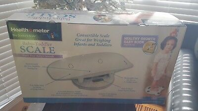 Health O Meter New Kids Baby Toddler Scale. Model HDC100-01.