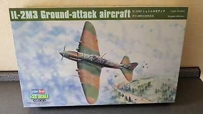 IL-2M3 Ground-Attack Aircraft 1:32 Hobby- Boss 83204