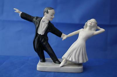Bairstow Manor Fred Astaire & Ginger Rogers Figure
