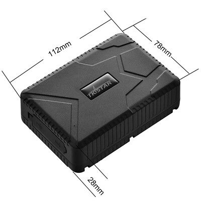 Real-time Vehicle 2G GPS tracker TKSTAR TK915 with magnet 10000mah Battery AMS
