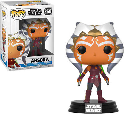 Clone Wars - Ahsoka - Funko Pop! Star Wars (2018, Toy NUEVO)