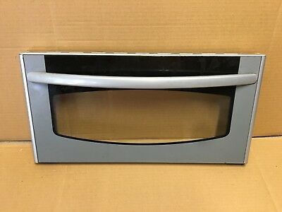 Smeg Oven Cooker Outer Door Glass Panel And Stainless Steel 5500