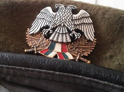 Yugoslav Army Officer Berret with an Officer Insignia Size M