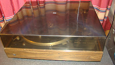 Vintage Dual 510 Record Player