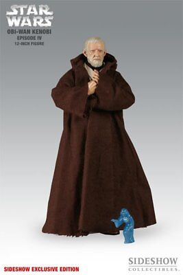 Sideshow Star Wars Obi Wan Kenobi Episode IV Exclusive 1/6 Figure