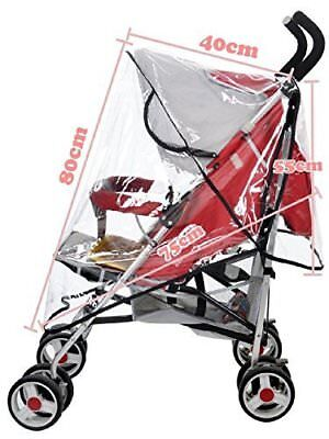 Deluxe Stroller Cover Universal Sized Weather Shield by FASOTY