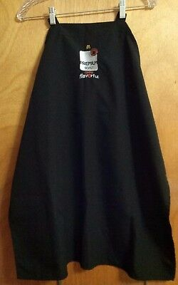 Mcdonald's Vintage Crew Apron Black =Premium Coffee Roast