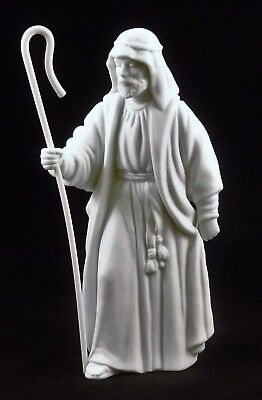 The Shepherd From The Avon Nativity Collection Perfect Condition In Original Box