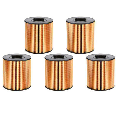 5Pcs Engine Oil Filter HU711/51X For Mini Cooper Countryman 11 42 7 557 012