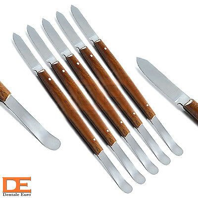 5X Wax Knife Large Fahen Stock Mixing Spatulas Technicians Surgical Laboratory