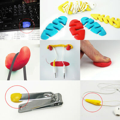 1Pc New DIY Mouldable Glue Self-setting Repair Stick Fix Silicone Rubber