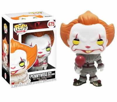 Funko It 2017 Pennywise With Boat Pop Vinyl Figure