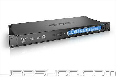 MOTU 16A Thunderbolt+USB Audio Interface with 16-channels analog I/O New JRR Sho