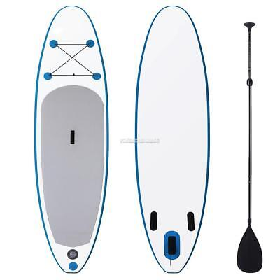 Adjustable Paddle Board ISUP 10ft Inflatable Stand Up Board SUP Hand Paddleboard