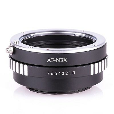 Mount Adapter for Sony Minolta AF lens to Sony E NEX-3 NEX-5T NEX-7 A7 A7R