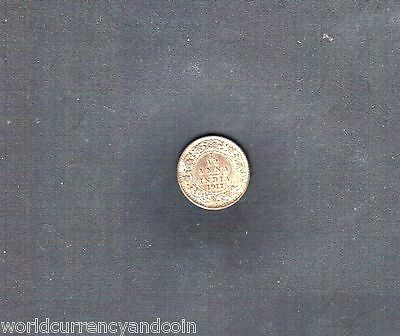 India British 1/12 Anna 1935 King George V Currency Money Indian Coin