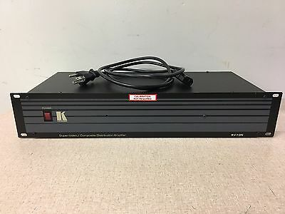 Kramer Super-Video Composite Distribution Amplifier SV-10N