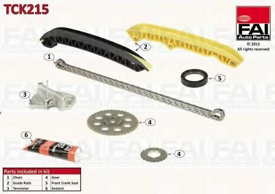 Kit catena distribuzione FAI AutoParts TCK215 SKODA VW