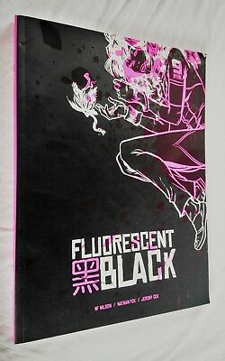 Fluorescent Black - Oversized Comic Book Heavy Metal Magazine 2010