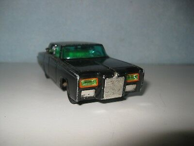 1:43 corgi toys The green hornet's black beauty vintage jouet ancien 1/43 TV