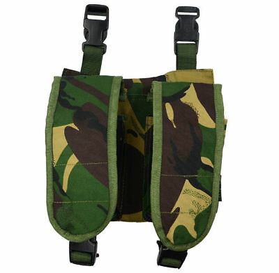 Highlander Drop Leg Pouch Army Combat Tactical DPM