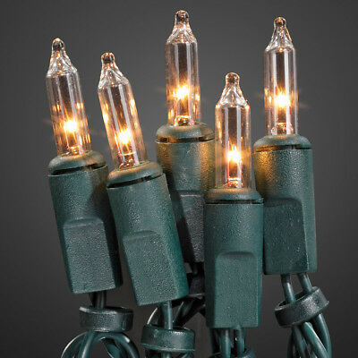 LED Mini-Light Chains for Indoors 6302-100 Green Cable 35 Lamps
