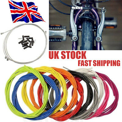 Jagwire Complete Kit Brake+Gear Front Rear Inner Outer Bike Cable Set Bicycle UK