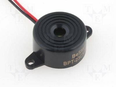 Sound transducer: piezo alarm; with built-in generator; 8mA[1 pcs]