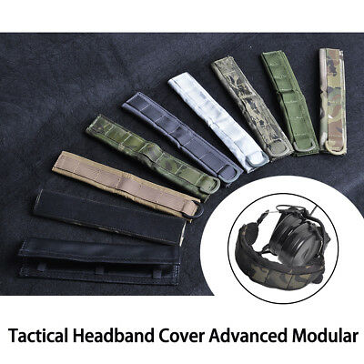 Tactical Headband Advanced Modular Headset Cover For All General Upgrade Case