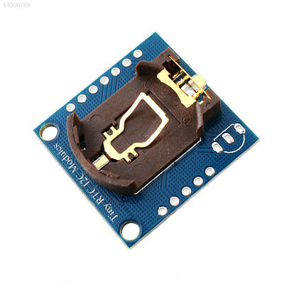 E5D1 New best I2C interface RTC DS1307 AT24C32 AVR ARM SMD Arduino without