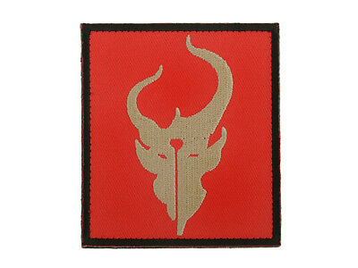 "Patch Klett "" Navy Seal Team 6 Devgru Red Team Demon Hunter "" Klett Aufnäher"