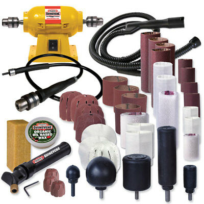 ^King Arthurs Tools Guinevere Premium Sanding & Polishing System Save 86.49