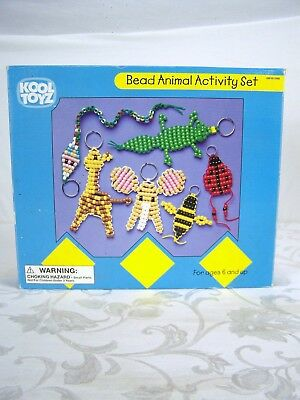 Kool Toyz Bead Animal Activity Set