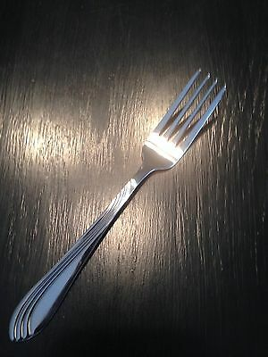 12 Riva Dinner Forks Heavy Weight By Brandware