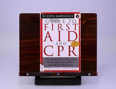 St. John Ambulance Guide to First Aid and CPR : The by St. John Ambulance