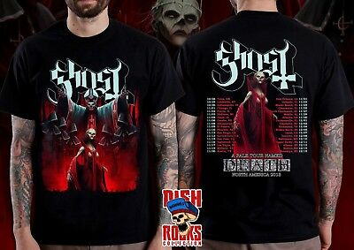 Ghost BC Band T shirt Size S - 2XL