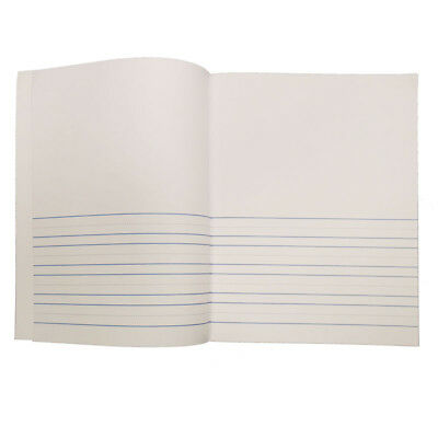 Storybook Ruled 8.5X11 Book 12 Pack Soft Cover Portrait 4 Sheets