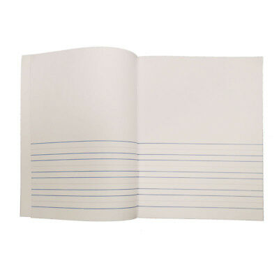 Storybook Ruled 7X8.5 Book 12 Pack Soft Cover Portrait 4 Sheets